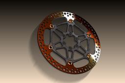 185mm disc brake