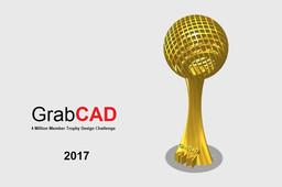 GrabCAD Trophy 2017
