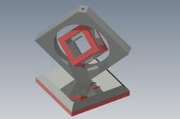 GrabCAD paper weight