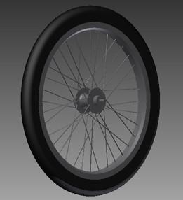 """BMX wheel 20"""""""