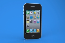iPhone 4S-Tutorial and model