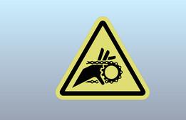 chain entanglement hazard