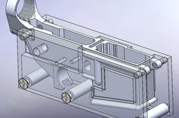 AR15 80% tooling jig