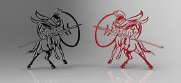 centaur soldier