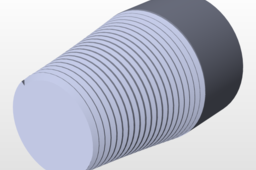 Threads on Taper Surface