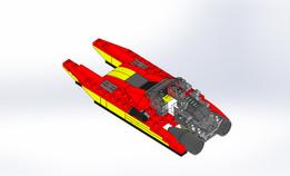 Lego creator 5866 - Boat