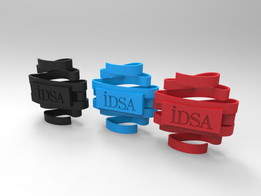IDSA Lapel Pin Challenge -  Ribbon