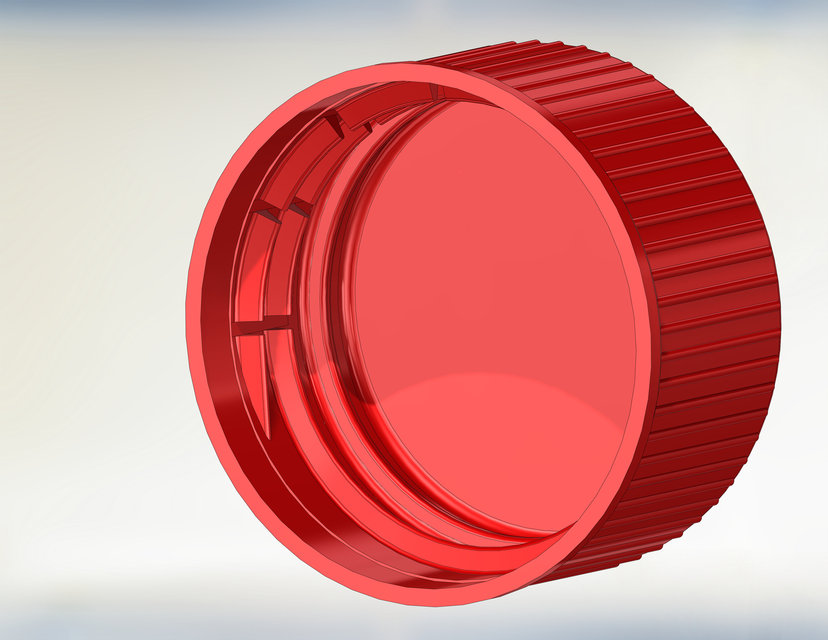 SOLIDWORKS, bottle - Most downloaded models | 3D CAD Model