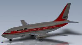 Boeing 737-200 - N7560V
