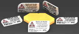 Mold for Business Card | TRINOTA