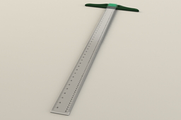 T-Shaped Ruler