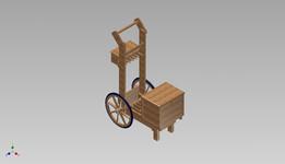 gun cart