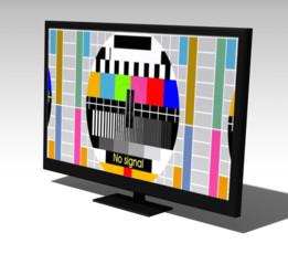 LCD TV 24''
