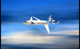 concept plane(BX-1)