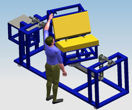 Roll-Tester for CRS