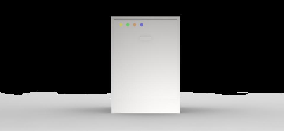Dishwasher 2019 | 3D CAD Model Library | GrabCAD