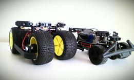 Tumbler RC/autonomous car.