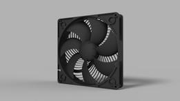 Silverstone AP181 Air Penetrator 180mm Fan