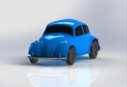 beetle recent models 3d cad model collection grabcad community VW 2.0 Engine Diagram 3D