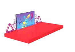 background stage design