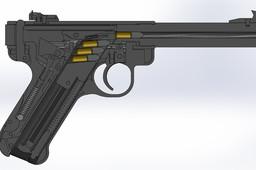 Ruger MKII Pistol