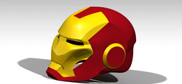 IRON MAN mark02 Helmet
