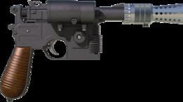 Han Solo-Blastech DL-44