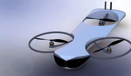 UAV Tri-Copter