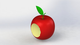 bitten Apple.