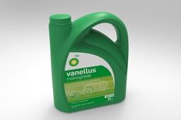 Bp Vanelus plastic oil Bottle 4L