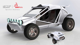 Buggy sport car