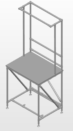 mounting table