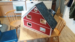 Dollhouse for children