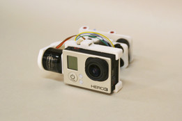TBS Discovery Brushless Gimbal (Hero 3)