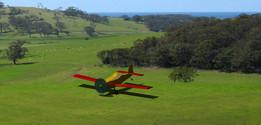 Aerial Application Aircraft