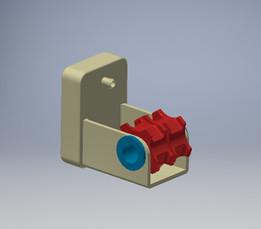 Oxygen Splitter/Flow Control