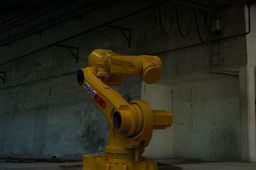ABB Robotic Arm for 3D print