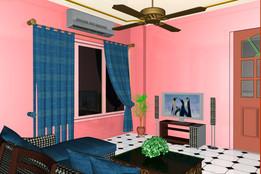 Proposed flat for Mario Dias