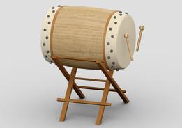 Bedug (islamic drum)