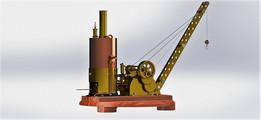 crane - Recent models | 3D CAD Model Collection | GrabCAD Community