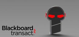 Blackboard Skull Lock