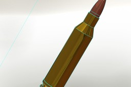 6.5mm Remington Magnum Cartridge