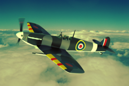 Supermarine Spitfire mark 5b
