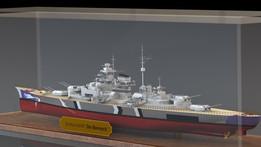 Bismarck on Display