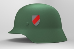 German Helmet M 40
