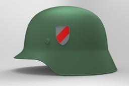 German Helmet M 40