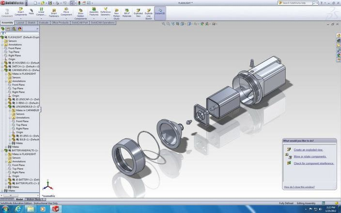 how to add writings in solidworks