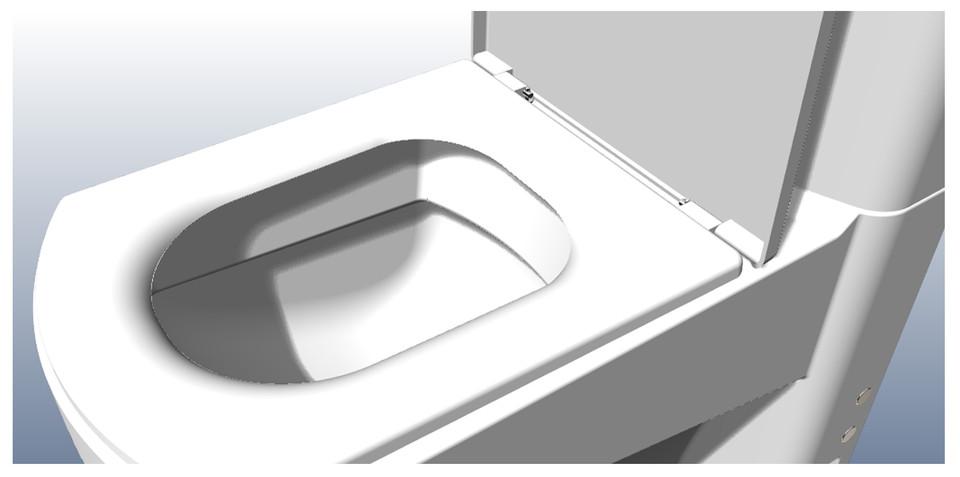 Fantastic Creavit Sorti Wc 3D Cad Model Library Grabcad Forskolin Free Trial Chair Design Images Forskolin Free Trialorg
