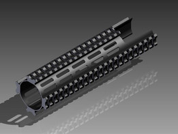 AR-15 Quad Rail
