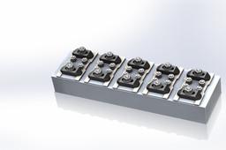 Tensile Test Bar Milling Fixture